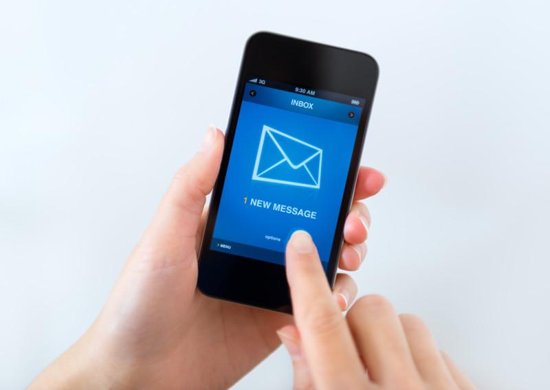 О чеках, поступающих покупателям на электронную почту и SMS
