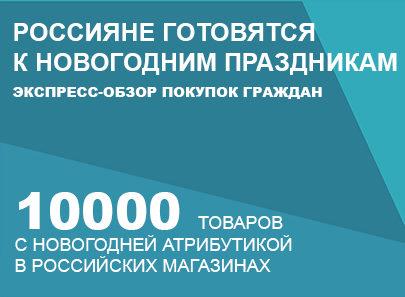 «Платформа ОФД»: россияне готовятся к новогодним праздникам