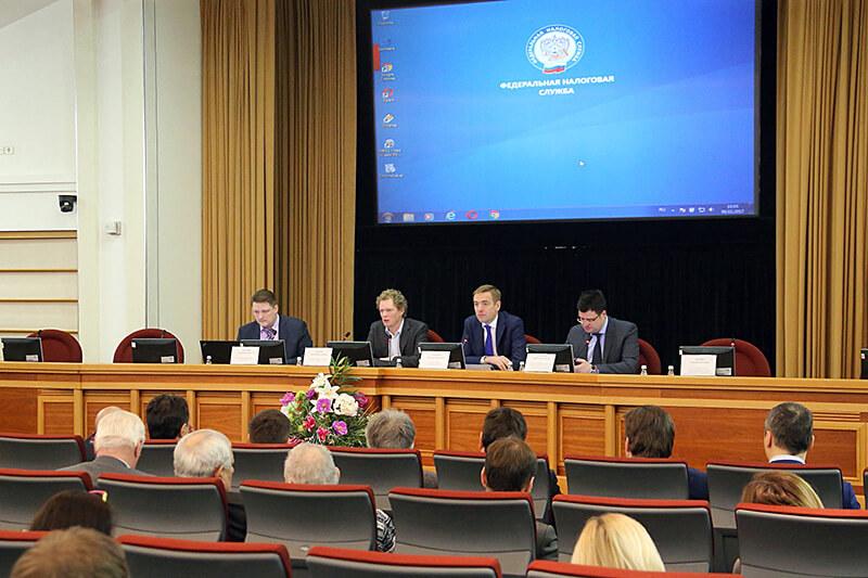 Генеральный директор «Платформа ОФД» Антон Румянцев принял участие в совместном совещании Федеральной налоговой службы и Минпромторга